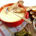 italian fontina fonduta