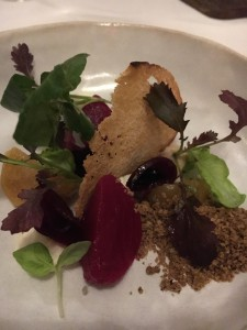 Winter Beetroot Salad
